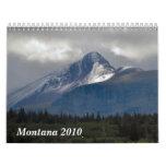 2010 Montana Calendar