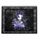 2010 Myka Jelina Gothic Fantasy Fairy Art Calendar