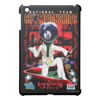 2010 National Team Championships Cover For The iPad Mini
