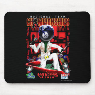 2010 National Team Championships Mouse Pad