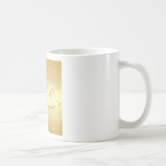 2010 New Year Gold stars Party 2010 Gear Classic White Coffee Mug
