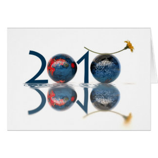 2010 New year Greeting Card