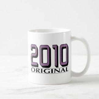 2010 Original Classic White Coffee Mug