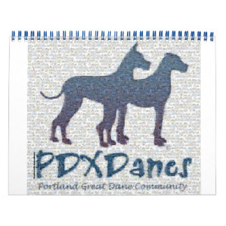 2010 PDX Danes Calendar