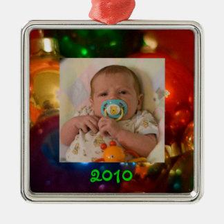 2010 personalizable ornament