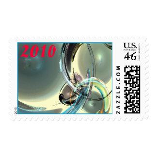 2010 Postage Stamp