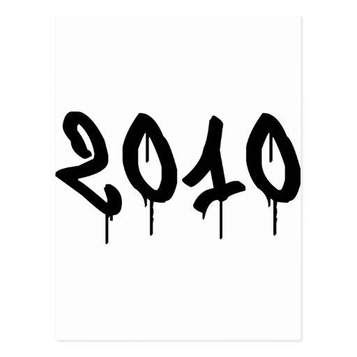 2010 POSTAL