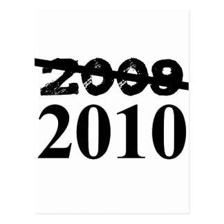 2010 POSTALES