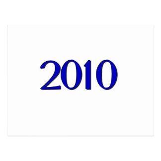 2010 POSTCARD