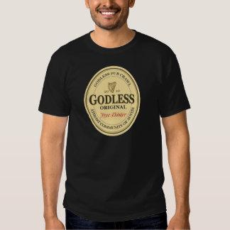 2010 Pub Crawl (Godless) T-shirt