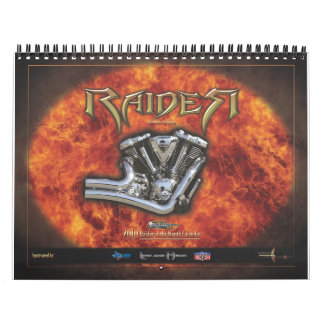 2010 Raider Reflections Calendar