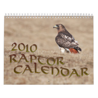2010 Raptor Calendar