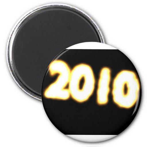2010 REFRIGERATOR MAGNET