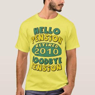 2010 Retirement T-Shirt