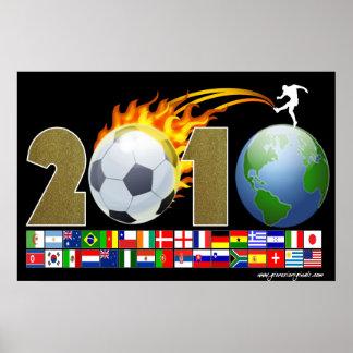 2010 - SA - Mundo Poster