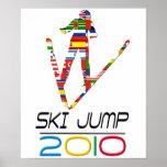 2010: Salto de esquí Impresiones