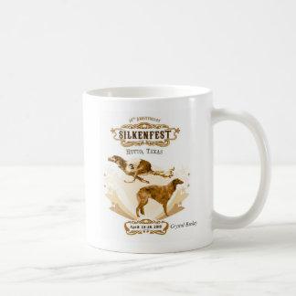 2010 Silkenfest logo Crystal Buckey Coffee Mug