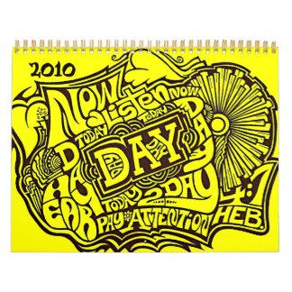 2010 Simba~Time Calendar