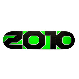 2010 CUSTOM SKATE BOARD