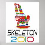 2010: Skeleton Posters