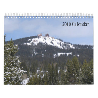 2010 Snowmobile Photo Calendar
