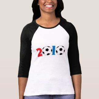 2010 soccer ball design shirt