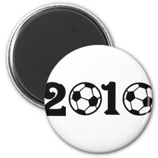 2010 Soccer Football World Cup Magnet