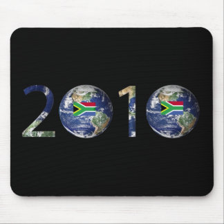 2010 SOCCER MOUSE PAD