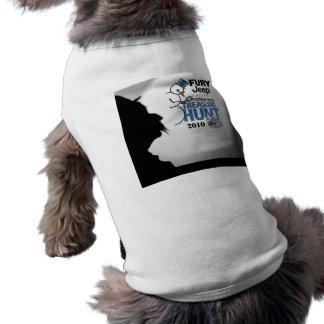 2010 St Paul Pioneer Press Treasure Hunt for Pups Shirt
