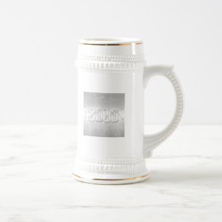 2010 stars silver 2010 gifts and 2010 Tees 18 Oz Beer Stein