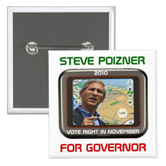 2010 Steve Poizner for Governor square button