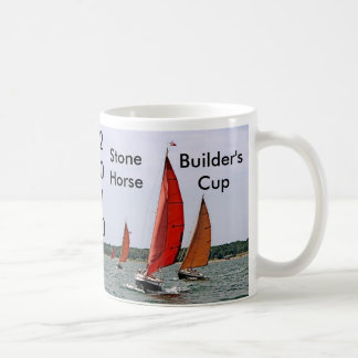 2010 Stone Horse Builder's Cup Mugs