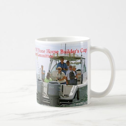 2010 Stone Horse Builder's Cup, Race Committee Coffee Mug