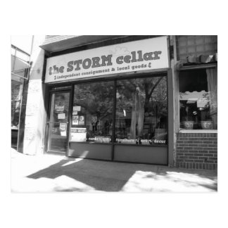 2010 Storm Cellar Postcard