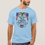 2010 Tax Day Tea Party T-Shirt