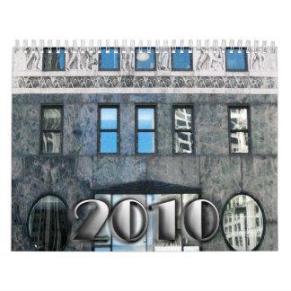 2010 - The City Wall Calendars