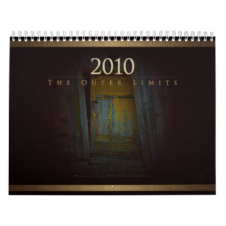 2010 The Outer Limits: Doors - Calendar