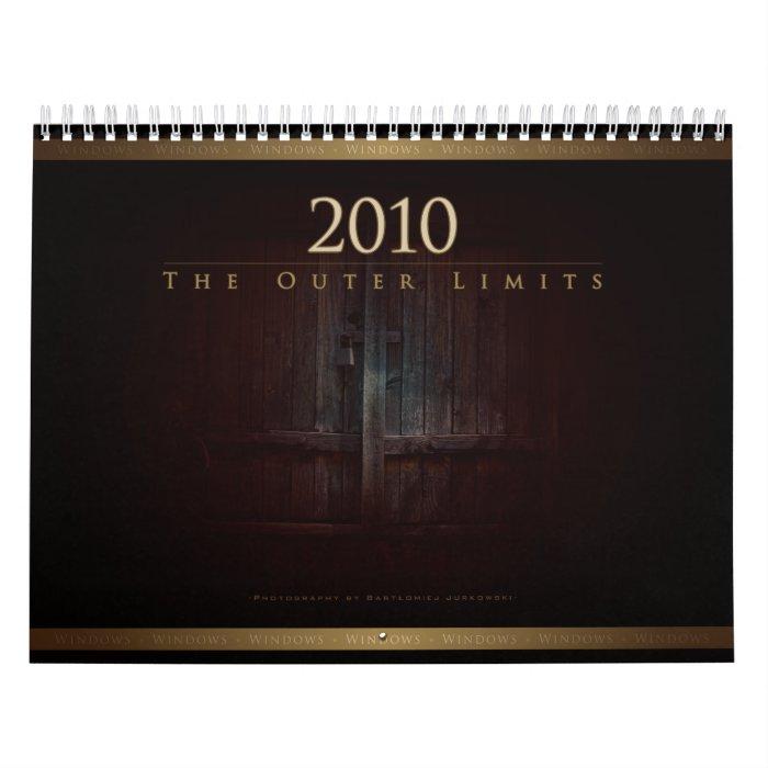 2010 The Outer Limits: Windows - Calendar