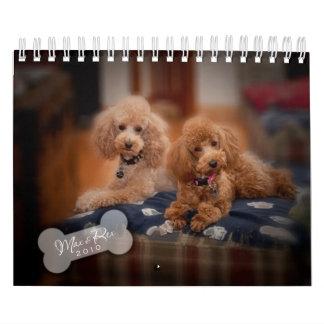 2010 Toy Poodle Calendar