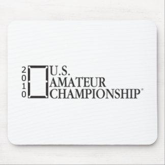 2010 U.S. Amateur Championship Mouse Pad