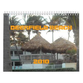 2010 Vacation Calendar