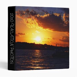 2010 vacation photos - Photo Album Binder