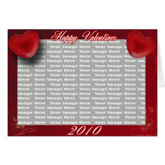 2010 valentines Card
