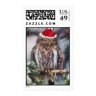2010 Winter Owl Stamps