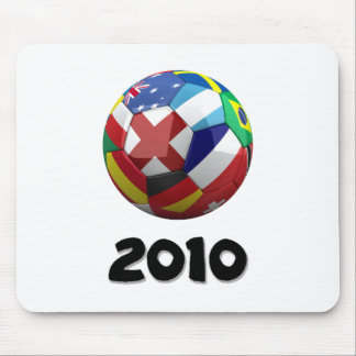 2010-world-cup-south-africa mouse pad