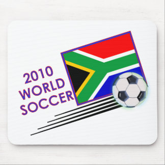 2010 World Soccer Mouse Pad