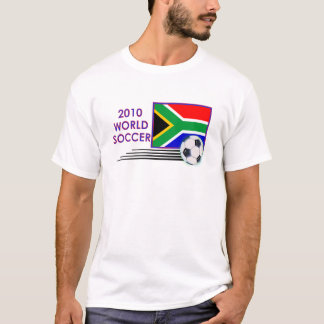 2010 World Soccer Shirt