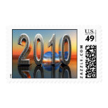 2010 Year Hope Postage Stamp
