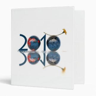2010 Zen 3 Ring Binder