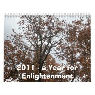 2011 - a Year for Enlightenment Calendar
